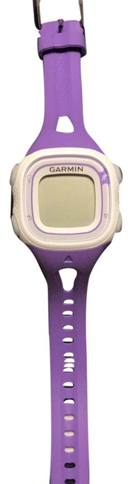 Garmin Forerunner 10 >> Garmin Light Purple Forerunner 10 Watch 61 Off Retail