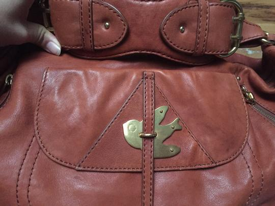 Marc by Marc Jacobs Gold Leather Hobo Bag Image 4