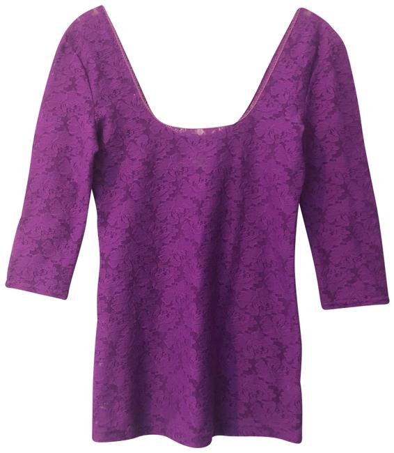 Item - Lace 3/4 Sleeve Blouse Size S Top