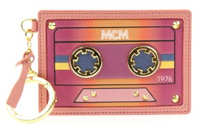 MCM Cassette Card Case Keychain