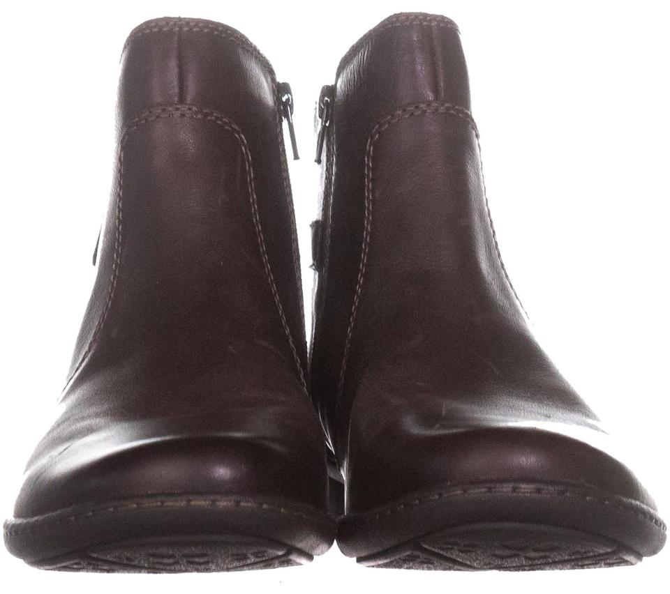 Naturalizer Naturalizer Naturalizer Brown Rylen Ankle 767 W Boots/Booties c0a591
