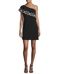 Ramy Brook short dress Black nnd White on Tradesy