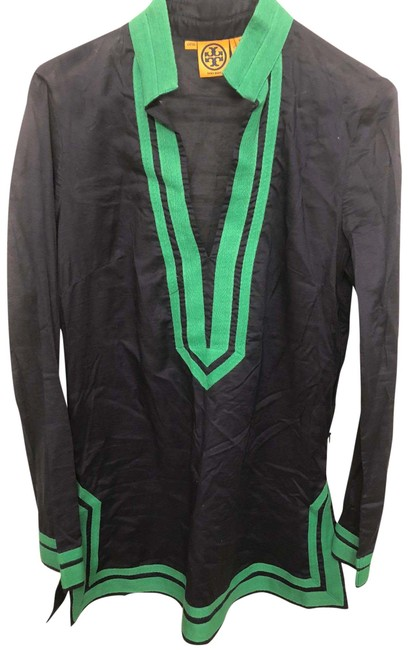 Item - Navy and Green Tunic Size 10 (M)