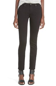AG Adriano Goldschmied Stretch Denim Skinny Jeans-Dark Rinse