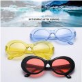 Unbranded ** Clear/Blue Fashion Glitter Lens Sunglasses Unbranded ** Clear/Blue Fashion Glitter Lens Sunglasses Image 4