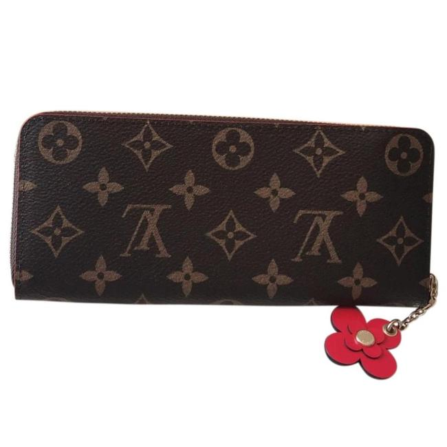 Louis Vuitton Clemence Wallets Up To 70 Off At Tradesy