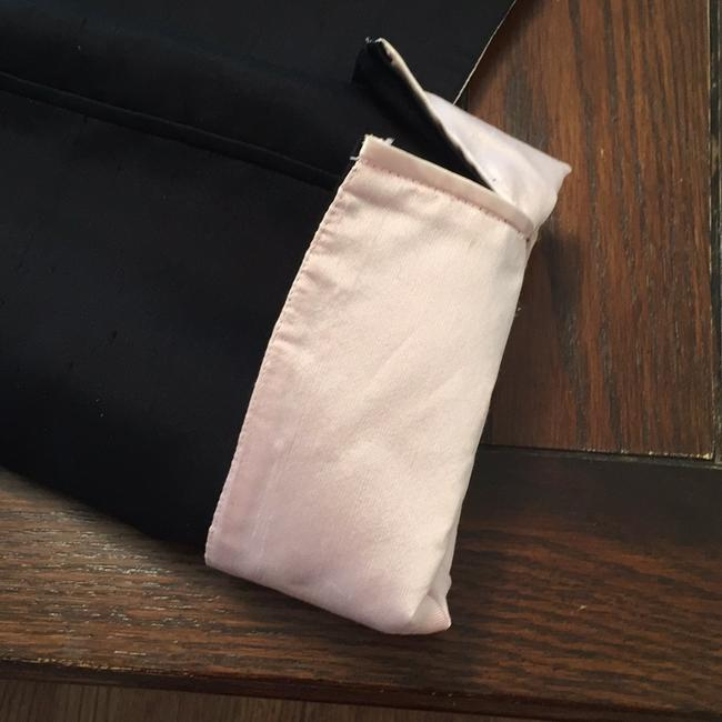 Carlisle Black and Baby Pink Skirt Suit Size 14 (L) Carlisle Black and Baby Pink Skirt Suit Size 14 (L) Image 9