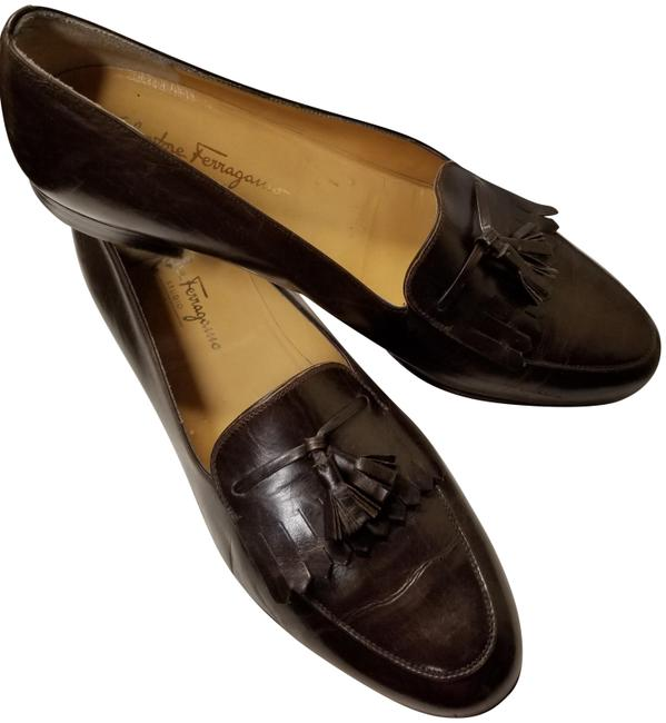 Item - Dark Brown Loafer Formal Shoes Size US 12 Narrow (Aa, N)
