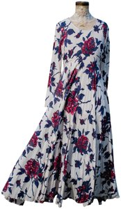 White, Purple, Red, Maxi Dress by Free People
