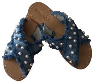 Mystique Boutique blue Sandals