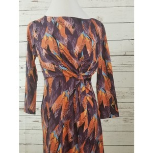 Tracy Negoshian short dress Multi on Tradesy