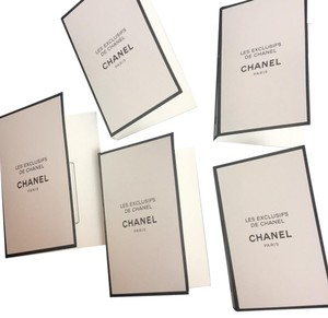 Chanel les exclusifs lot of 5