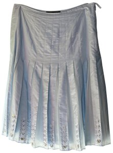 Etcetera Skirt Light Blue