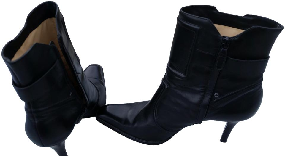 bee99d617d2 Cole Haan Black Style No. D22706 E 07 Boots/Booties Size US 11 Regular (M,  B) 67% off retail