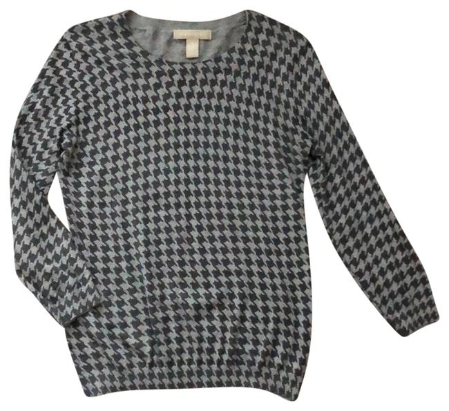 Item - Gray Houndstooth Tunic Size 2 (XS)
