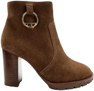 Tory Burch FESTIVAL BROWN Boots
