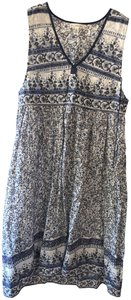 Billabong short dress Blue Bohemian Summer on Tradesy