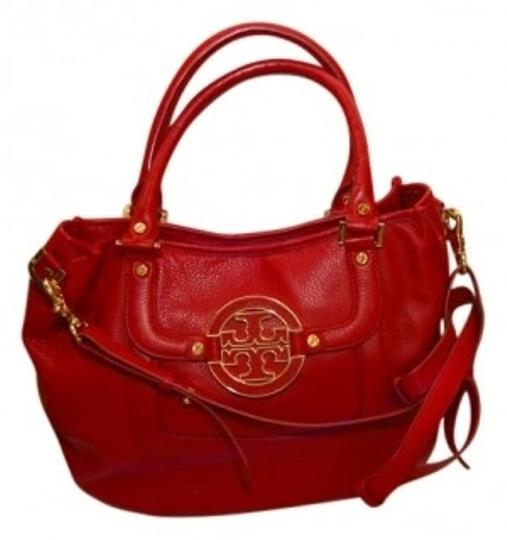Preload https://item4.tradesy.com/images/tory-burch-amanda-red-leather-hobo-bag-23878-0-0.jpg?width=440&height=440