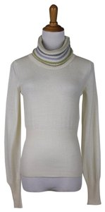 Cividini Merino Wool Wool Italian Luxury Turtleneck Sweater