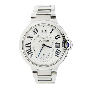 Cartier Cartier Ballon Bleu Stainless Steel with Annual Calander & Date Wheel