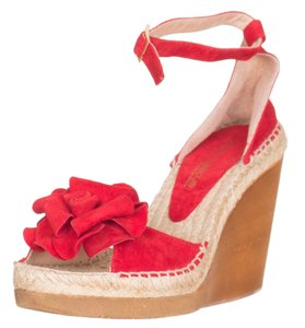 Andre Assous red Sandals