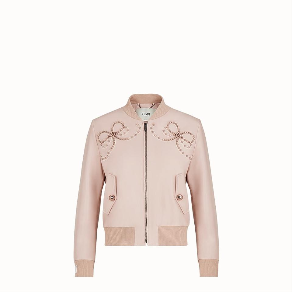 new arrival 6951f d9f1d Fendi Pearl Pink Giacca & Bow Soap Jacket Size 6 (S) 33% off retail