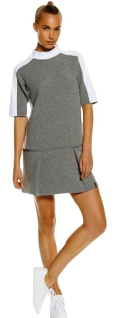 Item - Gray and White 234567 Activewear Sportswear Size 4 (S)