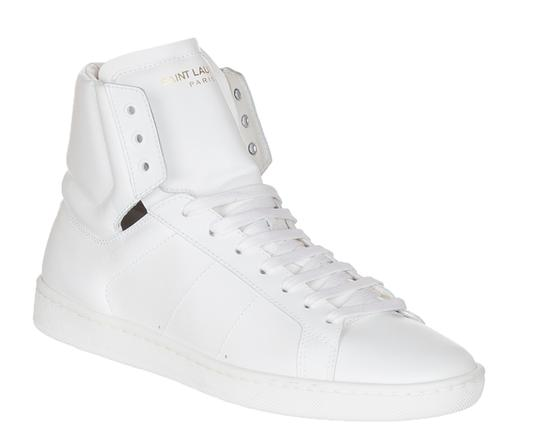 Preload https://img-static.tradesy.com/item/23879797/saint-laurent-white-women-s-leather-high-top-sneakers-sneakers-size-us-65-regular-m-b-0-0-540-540.jpg