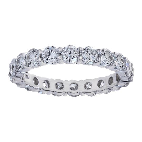 Preload https://img-static.tradesy.com/item/23880333/avital-and-co-jewelry-14k-white-gold-210-carat-round-cut-diamond-eternity-ring-women-s-wedding-band-0-0-540-540.jpg