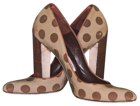 Preload https://img-static.tradesy.com/item/23880401/manolo-blahnik-brown-polka-dot-heels-pumps-size-eu-39-approx-us-9-regular-m-b-0-1-540-540.jpg