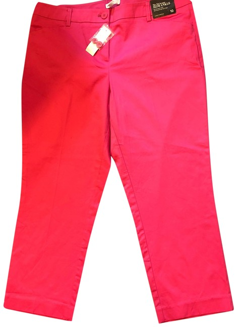 New York & Company The 7th Avenue Slim Ankle Stretch Pants Size 10 (M, 31) New York & Company The 7th Avenue Slim Ankle Stretch Pants Size 10 (M, 31) Image 1
