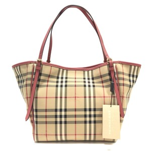 3e1796970794 Burberry London Tote in honey   antique rose