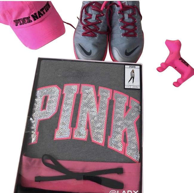Preload https://img-static.tradesy.com/item/23881120/pink-gray-black-and-new-campus-crew-gift-set-large-activewear-sportswear-size-12-l-32-33-0-1-650-650.jpg