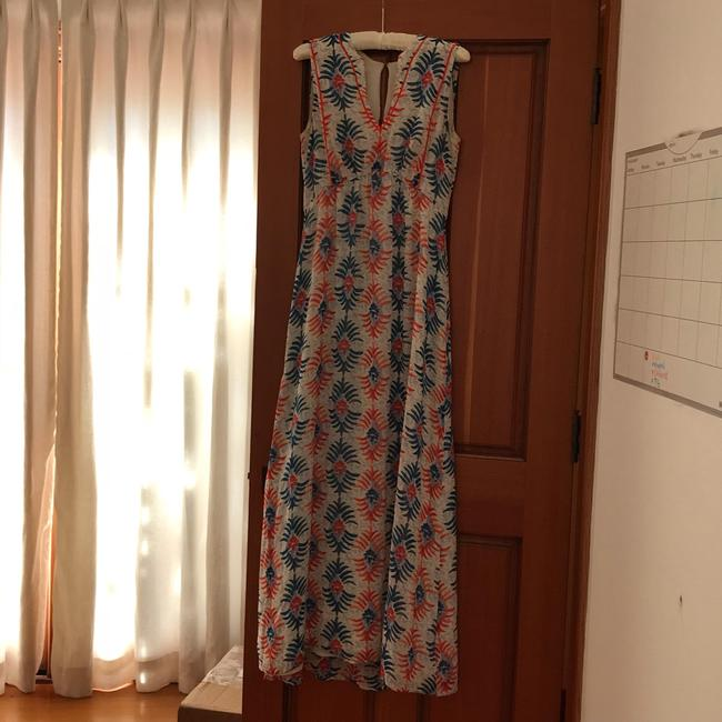multi colored Maxi Dress by Tory Burch