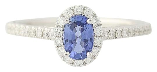 Preload https://img-static.tradesy.com/item/23881304/white-gold-new-sapphire-and-diamond-halo-14k-engagement-n5656-ring-0-1-540-540.jpg