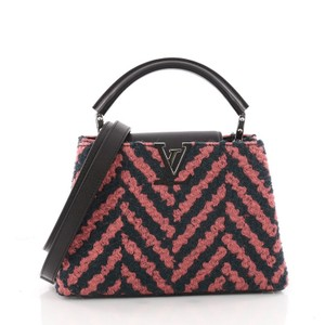 Louis Vuitton Tote in pink, blue