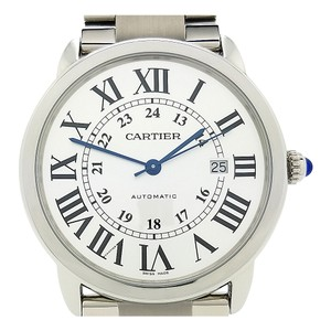 Cartier SWSP-70-E CARTIER RONDE SOLO W6701011 AUTOMATIC 42MM STAINLESS STEEL W