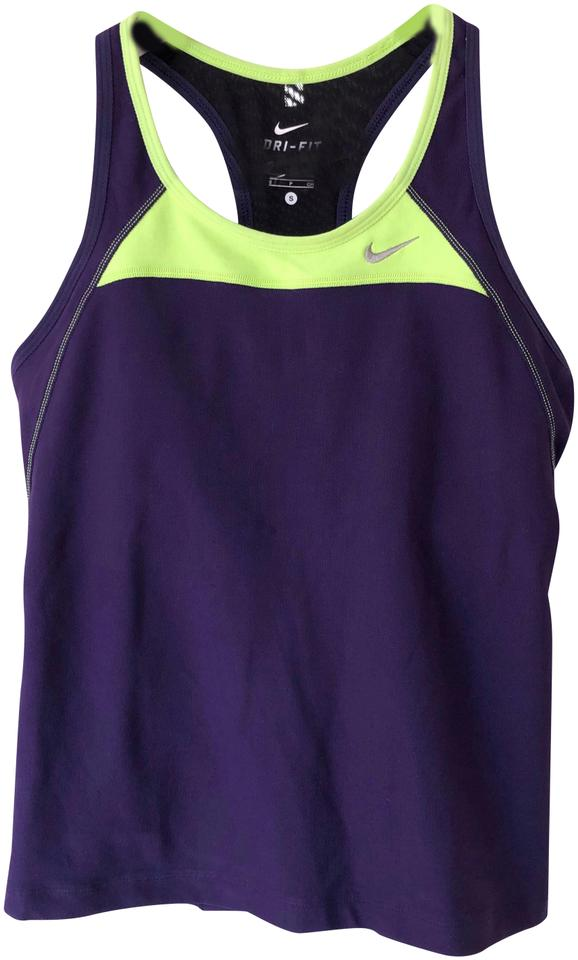3a125c86f15ac Nike Nike Dri-Fit Workout Racer Back Running Tank Top 453357 Image 0 ...