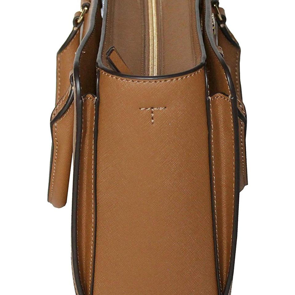 Tory Zip Burch Eyes Tote Leather Small Tiger's Emerson qaCwqRS