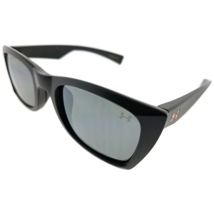 f324a89d2cb1 Under Armour Under-Armour 8600058-010101 Unisex Black Frame 52mm Sunglasses