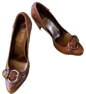 Bronx brown Pumps