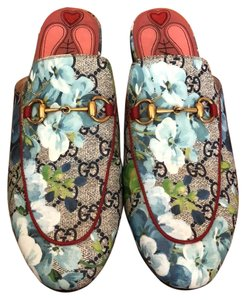 Gucci Princetown Loafer Bloom Floral multi Mules