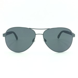 Chanel Aviator Green Mirror 4204-Q C.468/C0 Sunglasses