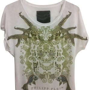 Philipp Plein T Shirt white
