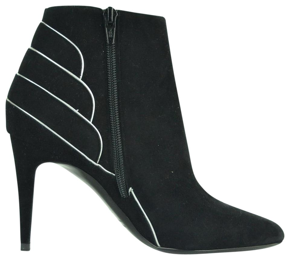 e0be849b6963f8 Black Women apos s Suede Ankle C2804 Boots Booties