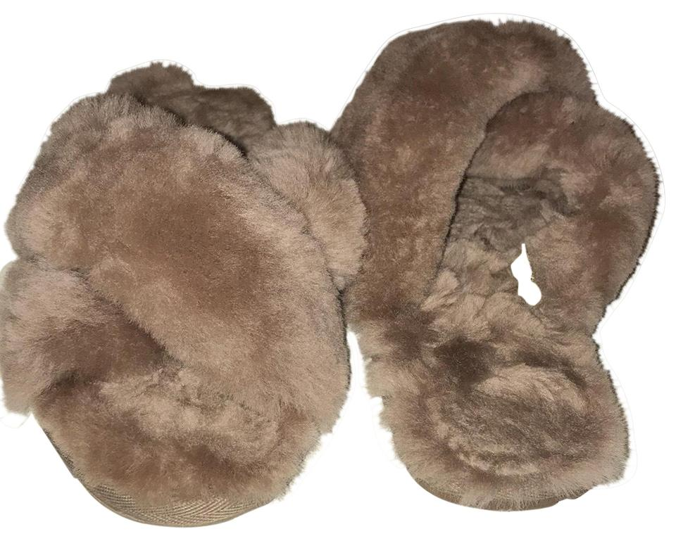 EMU Taupe Nwot Nwot Taupe Australian Slippers Mules/Slides 038726
