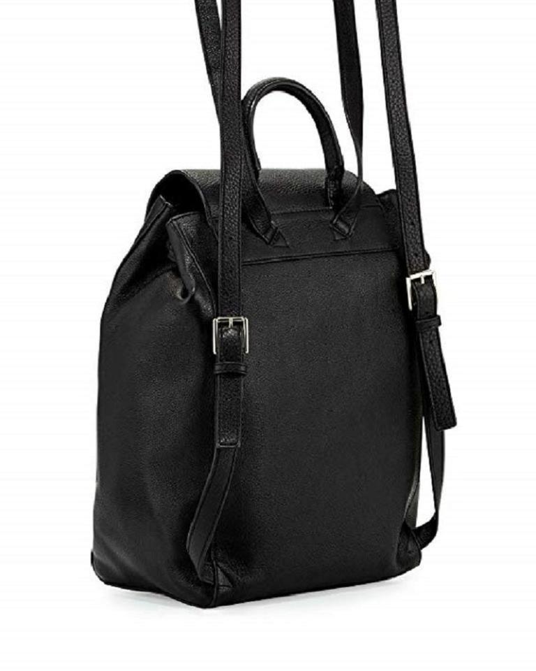 T Backpack Bombe Burch Leather Black Tory aq8pwUxF