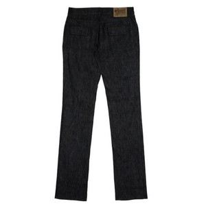 Louis Vuitton Straight Leg Jeans-Coated
