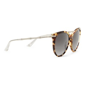 97d16072b18 Gucci Women s Yellow Havana GG 3771 S Brown Lens Bamboo Temple