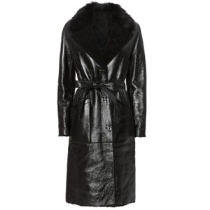 Yves Salomon Trench Coat